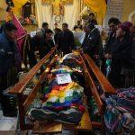 Velan seis cuerpos en Senkata; vecinos temen que haya más fallecidos