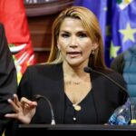 Áñez devela que Mesa se opuso a que Adriana Salvatierra asuma la presidencia en sucesión constitucional